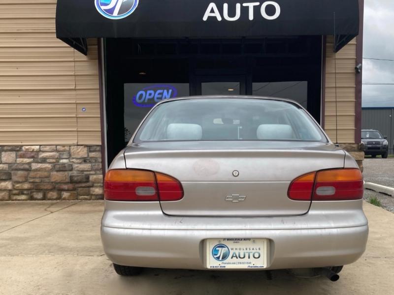 Chevrolet Prizm 1998 price $2,398