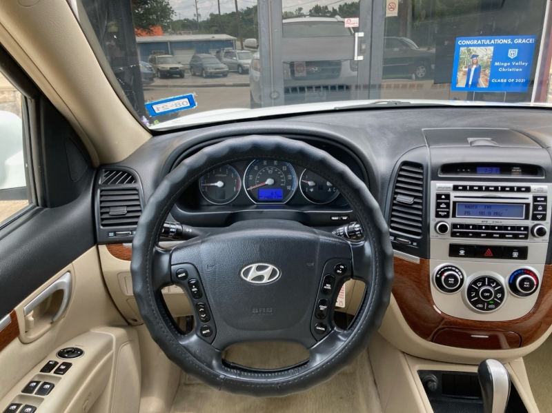 Hyundai Santa Fe 2007 price $5,998