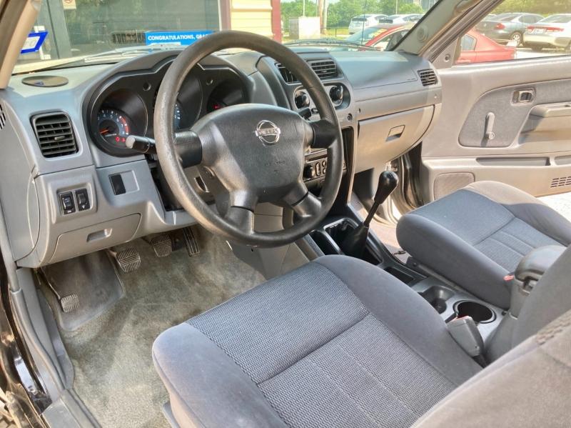 Nissan Frontier 2002 price $6,798