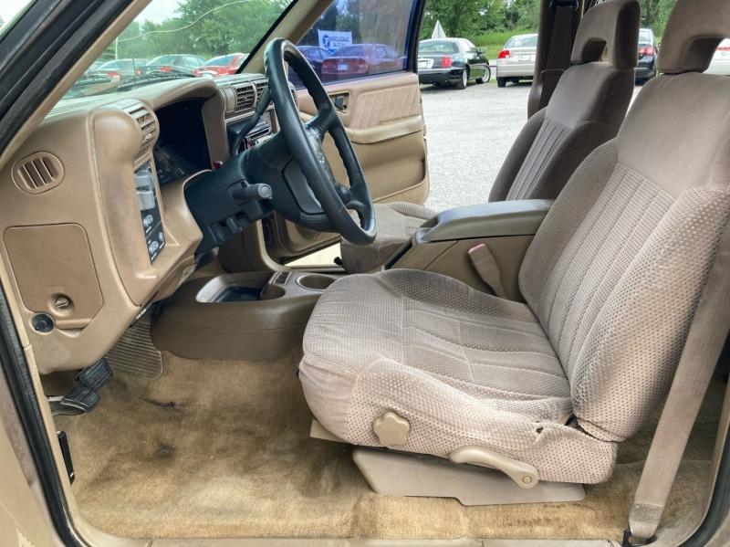 Chevrolet Blazer 1996 price $1,998