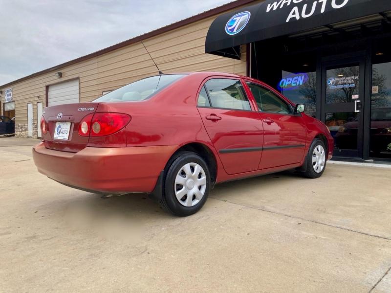 Toyota Corolla 2008 price $5,598
