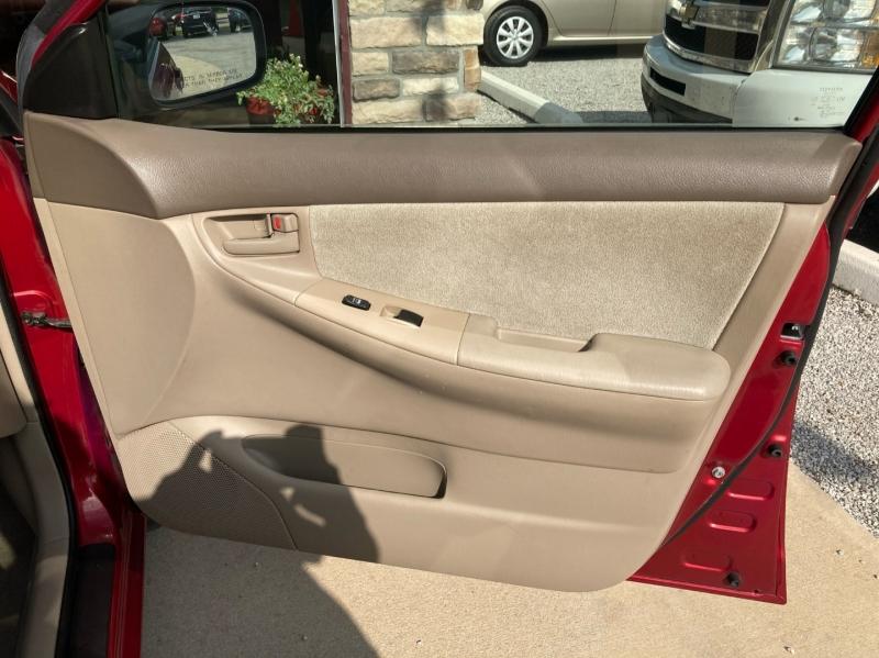 Toyota Corolla 2006 price $4,498