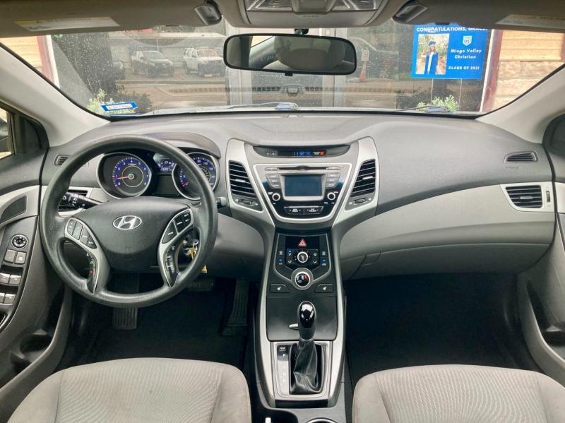 Hyundai Elantra 2014 price $7,498
