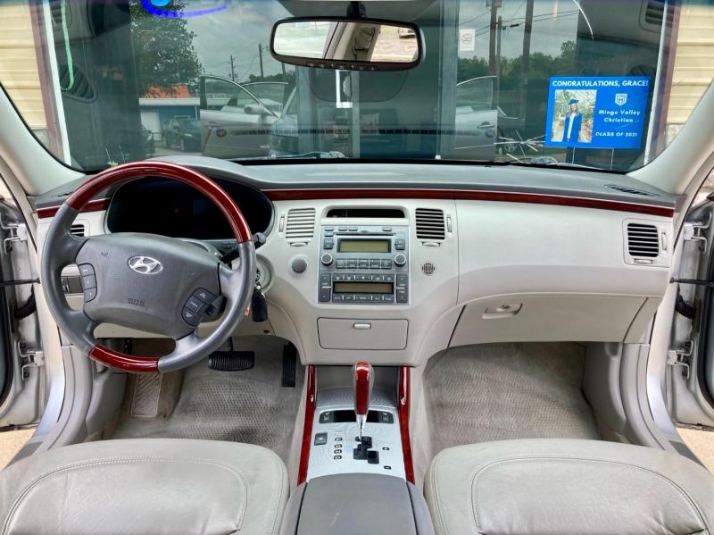 Hyundai Azera 2007 price $6,998