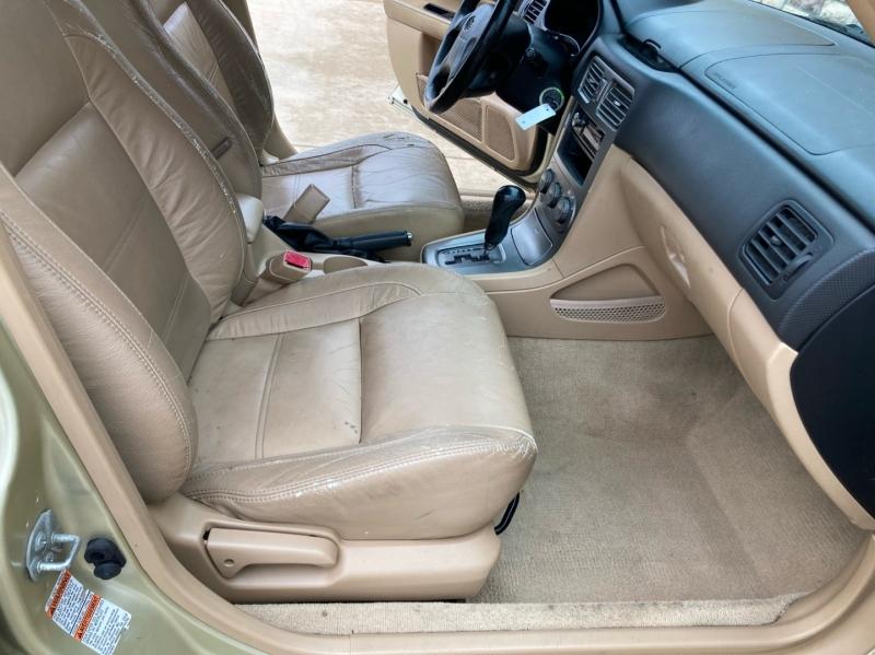 Subaru Forester 2003 price $3,598