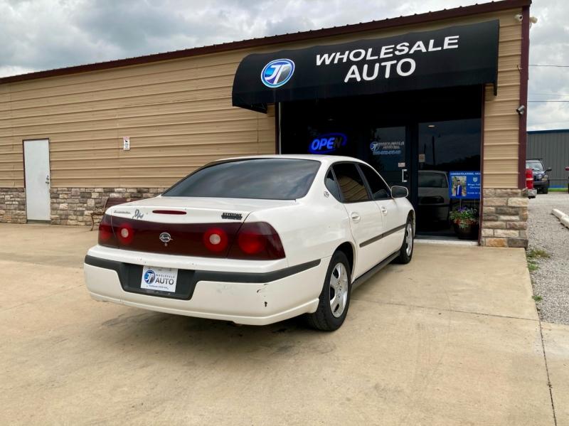 Chevrolet Impala 2004 price $2,498