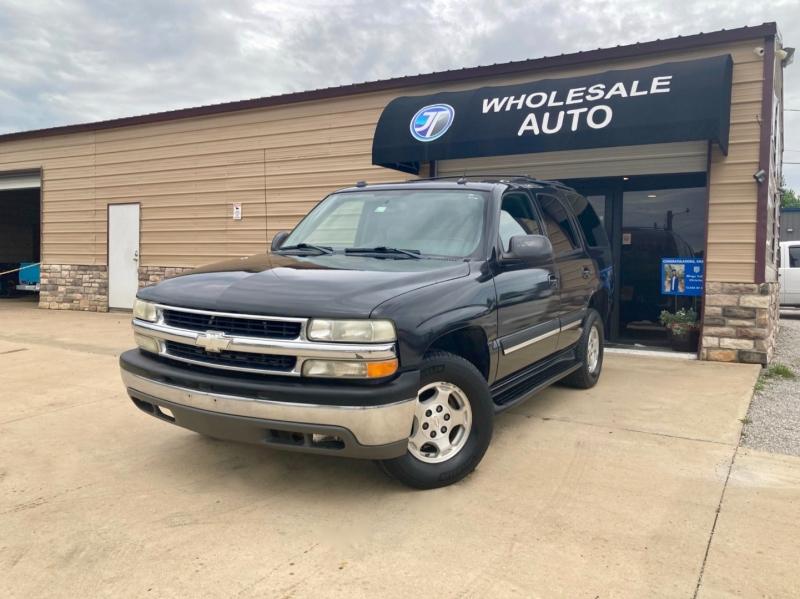 Chevrolet Tahoe 2004 price $4,998