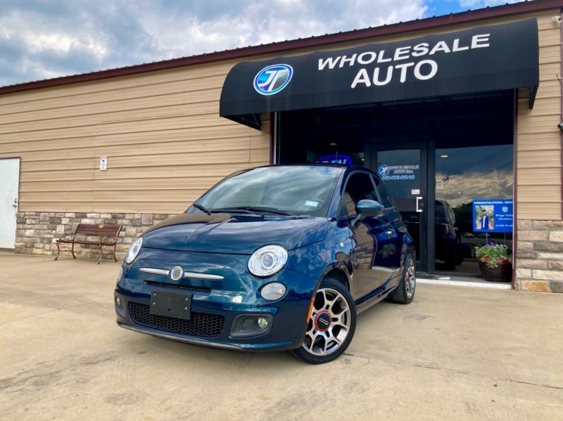 Fiat 500 2013 price $6,998