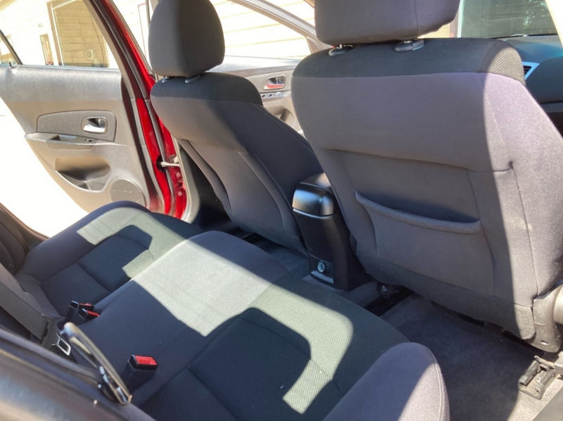 Chevrolet Cruze 2012 price $5,998