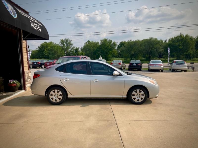 Hyundai Elantra 2008 price $4,998