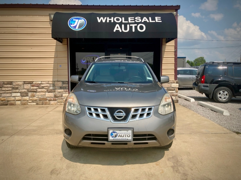 Nissan Rogue 2012 price $4,998