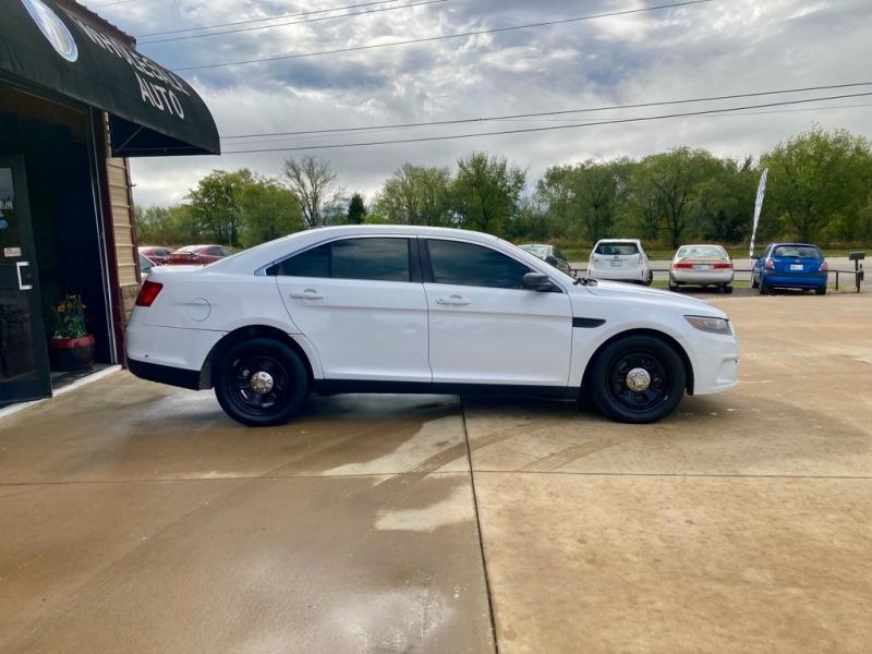 Ford Sedan Police Interceptor 2013 price $7,998