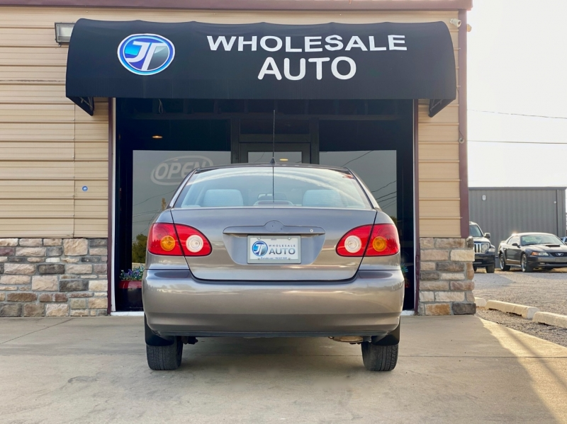 Toyota Corolla 2003 price $5,498