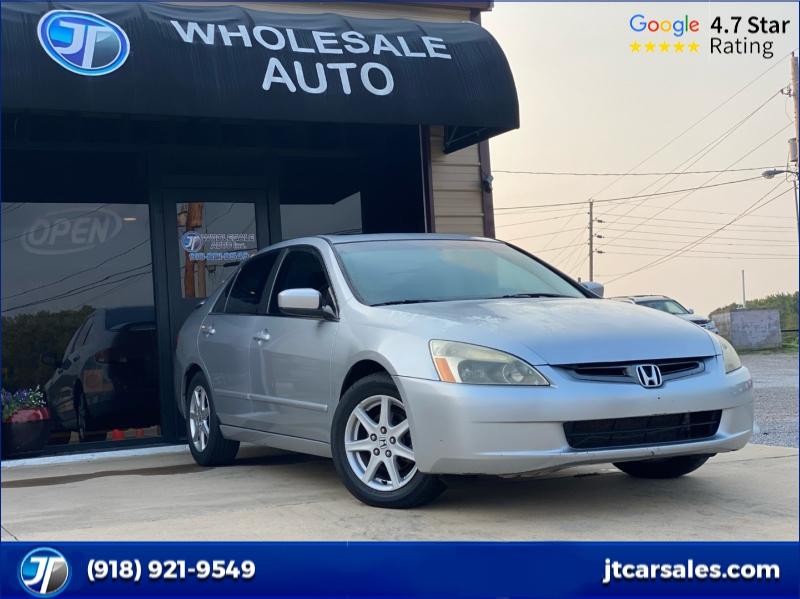 Honda Accord 2003 price $3,998