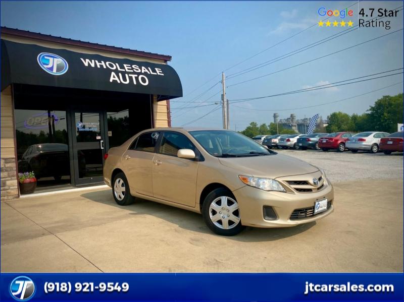 Toyota Corolla 2011 price $8,998
