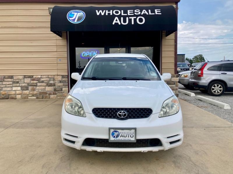 Toyota Matrix 2003 price $6,298