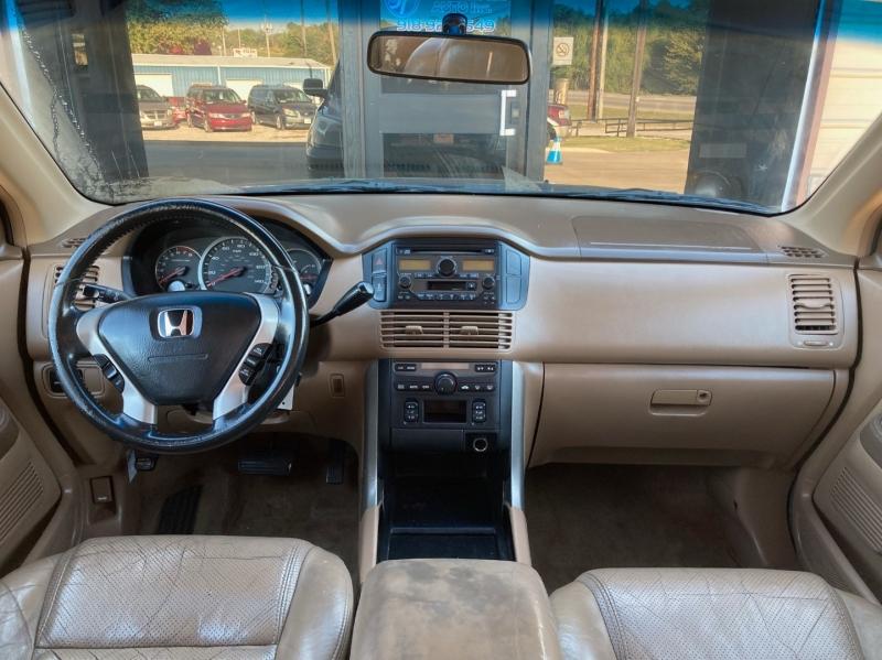 Honda Pilot 2004 price $4,498