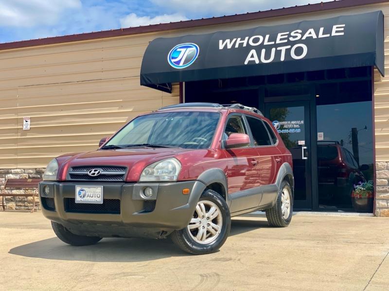 Hyundai Tucson 2007 price $3,998