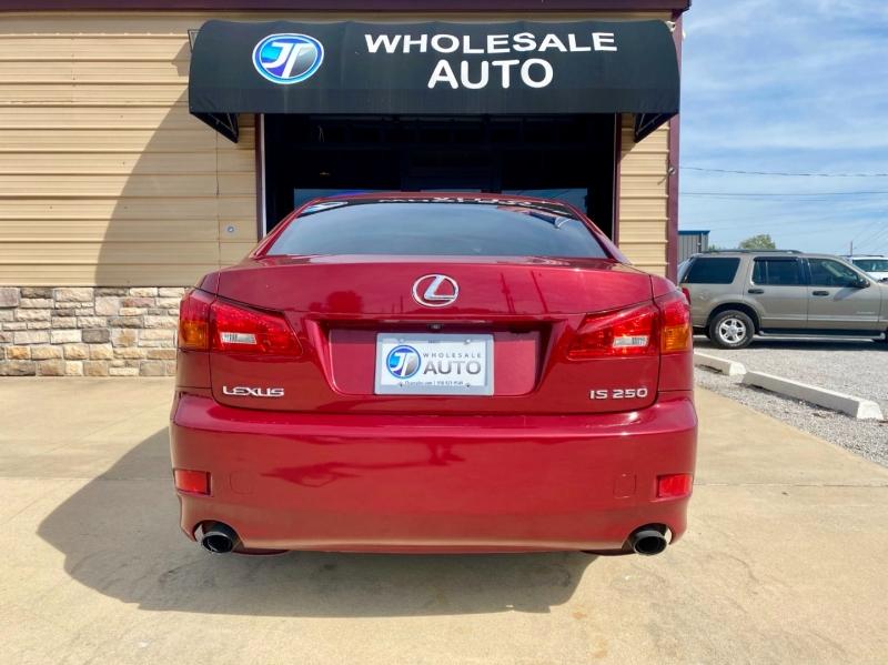 Lexus IS 250 2006 price $6,998