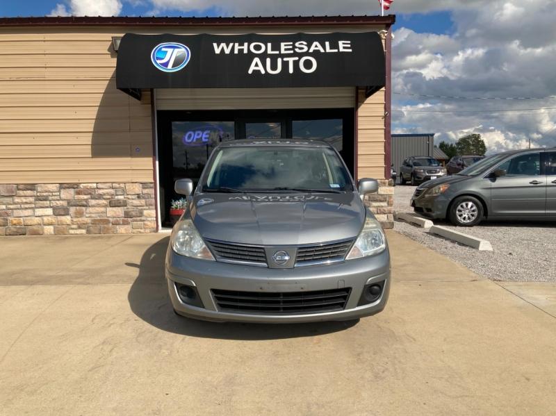 Nissan Versa 2008 price $3,998