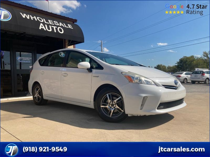 Toyota Prius v 2012 price $8,498