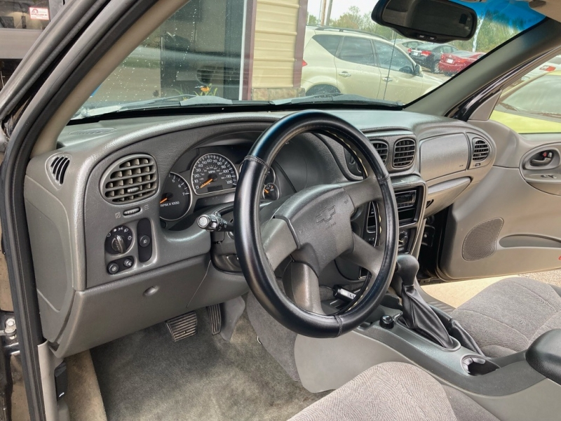 Chevrolet TrailBlazer 2004 price $4,498