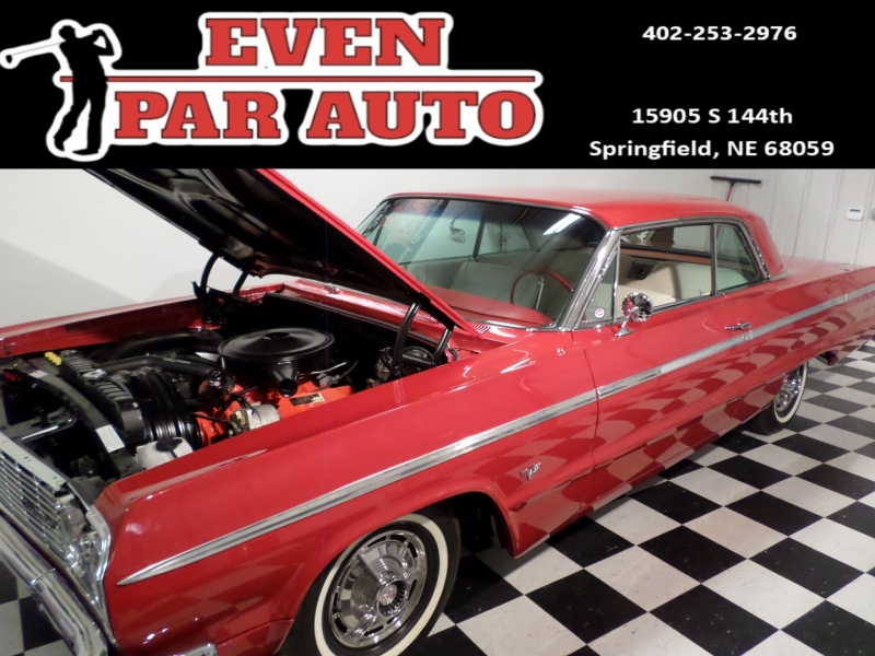 Chevrolet Impala 1964 price $69,980