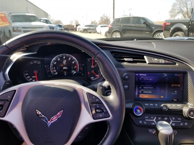 Chevrolet Corvette Stingray 2014 price $53,980