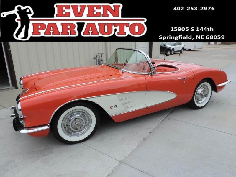 Chevrolet Corvette 1958 price $92,980