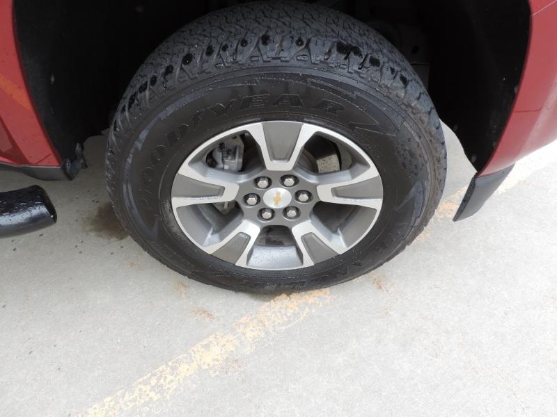 Chevrolet Colorado 2017 price $29,980