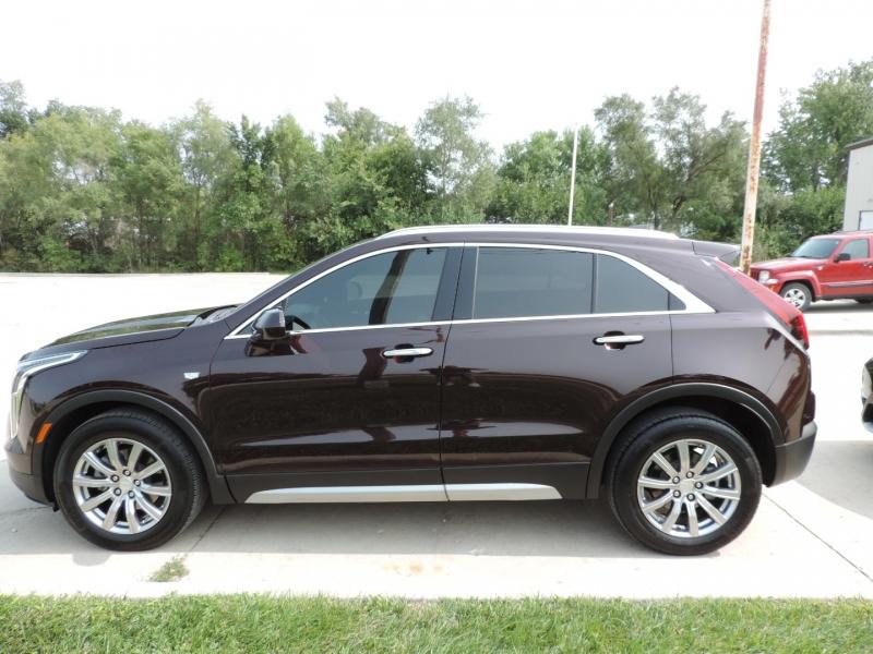 Cadillac XT4 2020 price $37,980