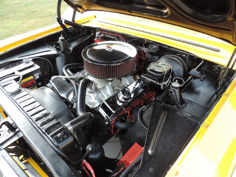 Chevrolet Nova 1963 price $49,980