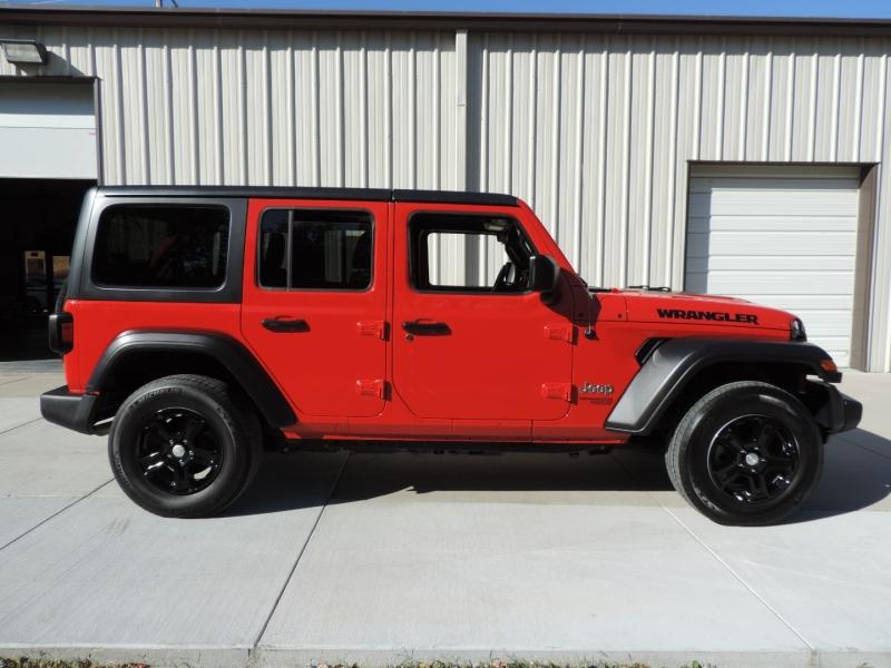 Jeep Wrangler Unlimited 2019 price $36,980