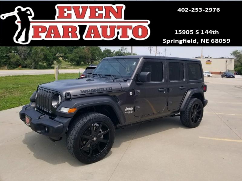 Jeep Wrangler Unlimited 2019 price $39,980