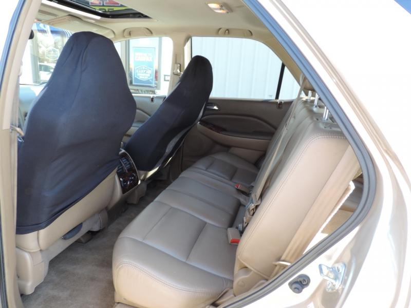 Acura MDX 2001 price $4,980