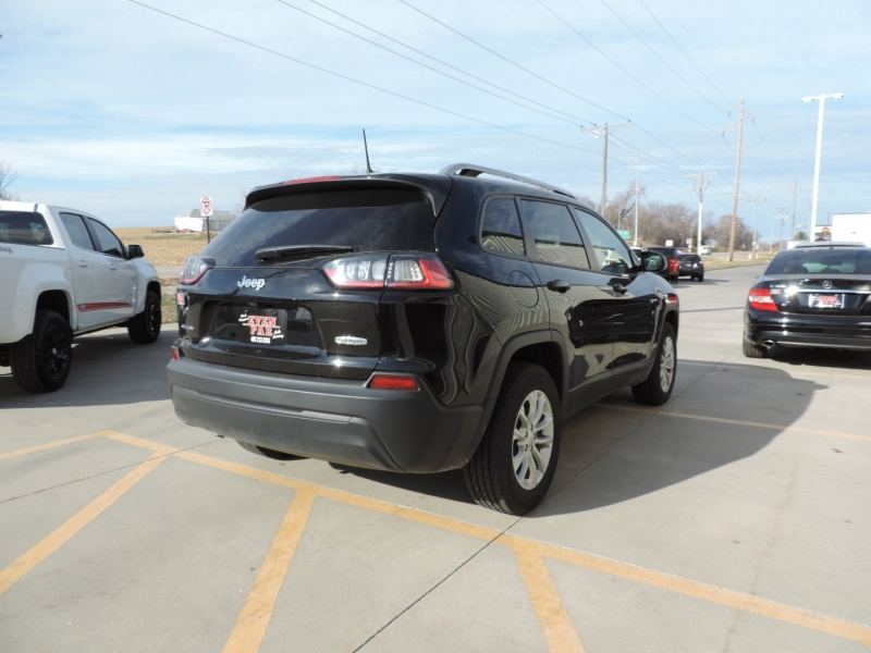 Jeep Cherokee 2020 price $23,980