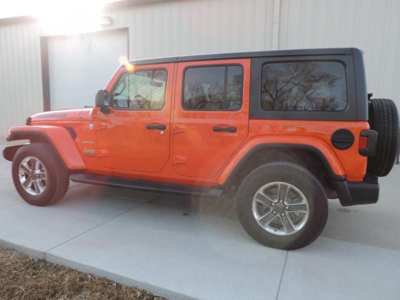 Jeep Wrangler Unlimited 2020 price $40,980