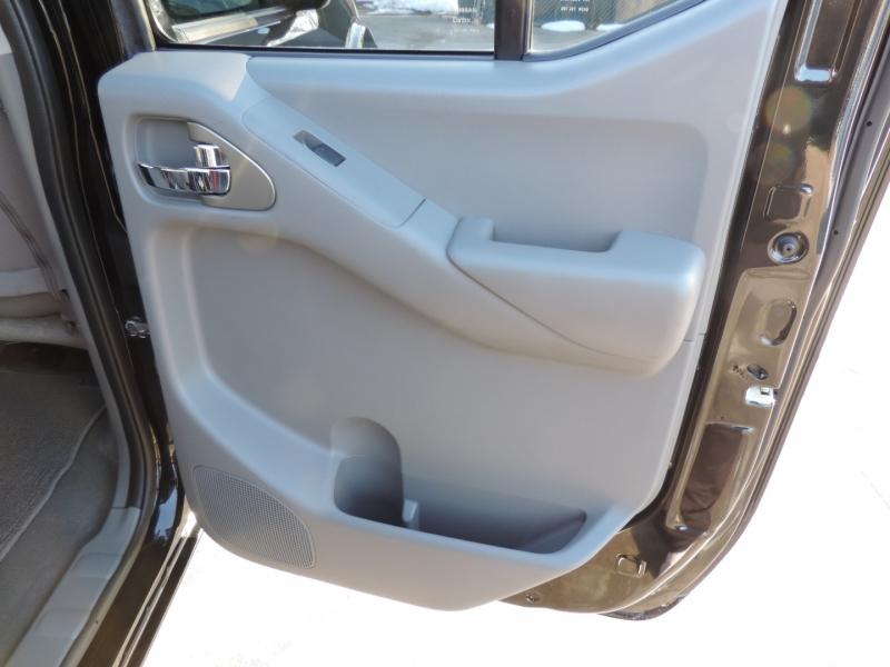 Nissan Frontier 2019 price $26,480