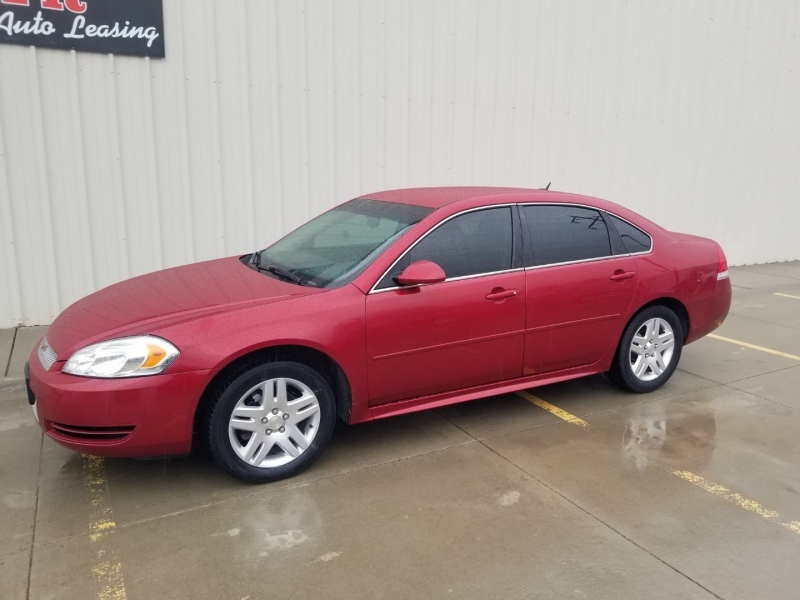 Chevrolet Impala Limited 2015 price $8,980
