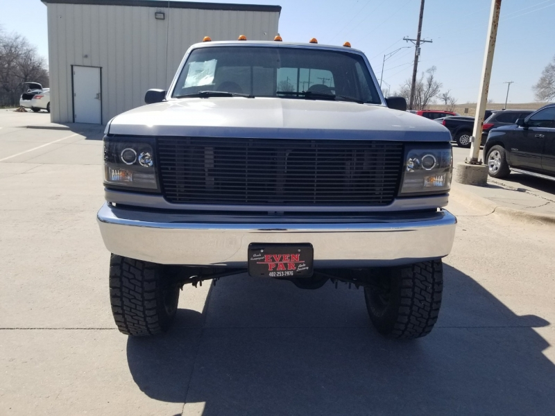 Ford F-250 1995 price $19,980