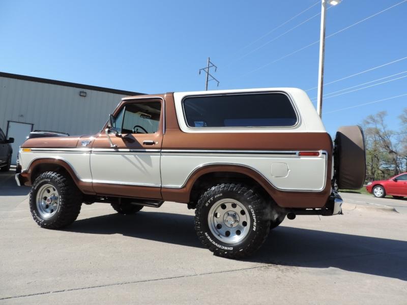 Ford Bronco 1978 price $39,980