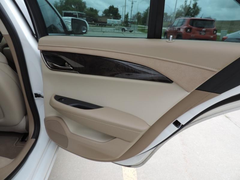 Cadillac ATS Sedan 2016 price $20,980