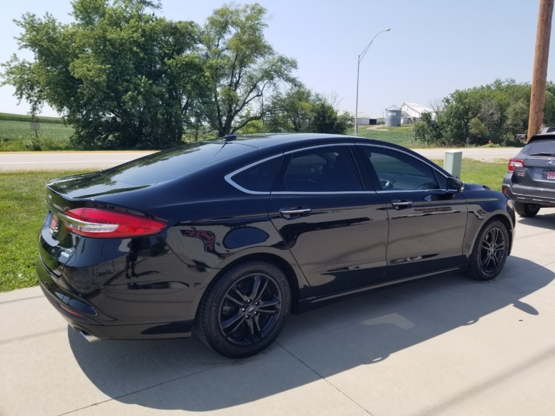 Ford Fusion 2018 price $25,980