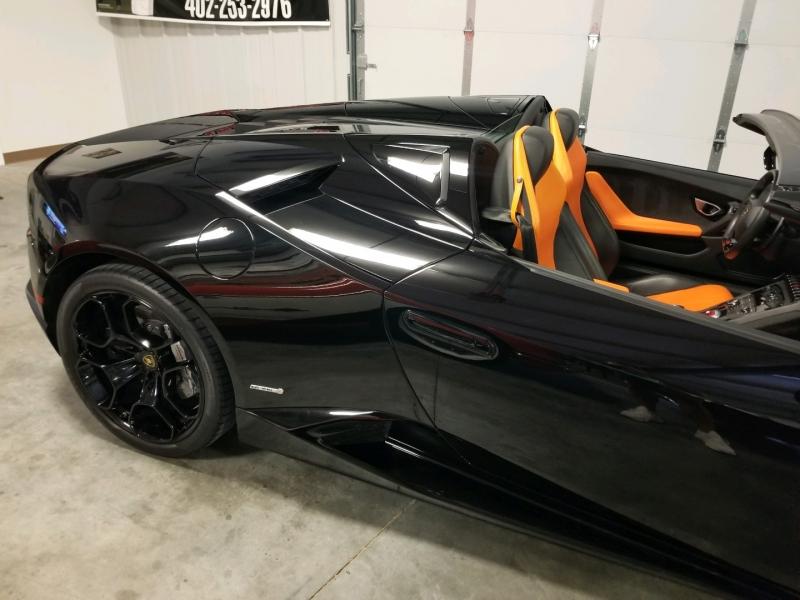 Lamborghini Huracan 2017 price $249,980
