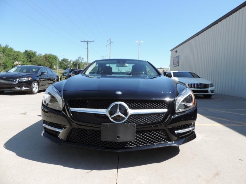 Mercedes-Benz SL-Class 2013 price $51,980