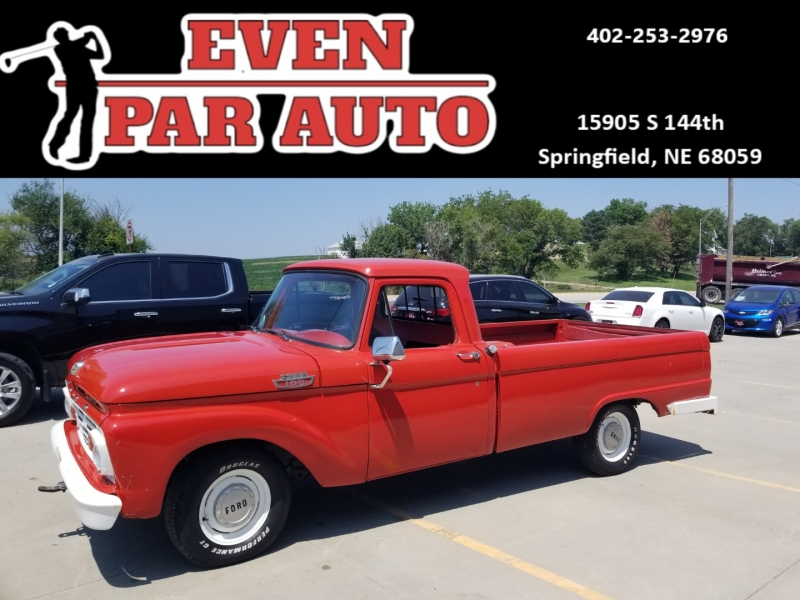 Ford F100 1964 price $19,980