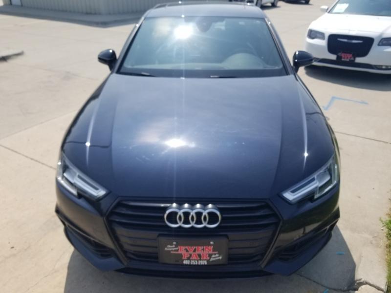 Audi A4 Sedan 2018 price $31,980