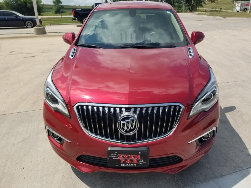 Buick Envision 2018 price $27,980