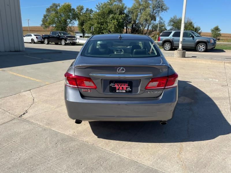 Lexus ES 350 2012 price $16,980