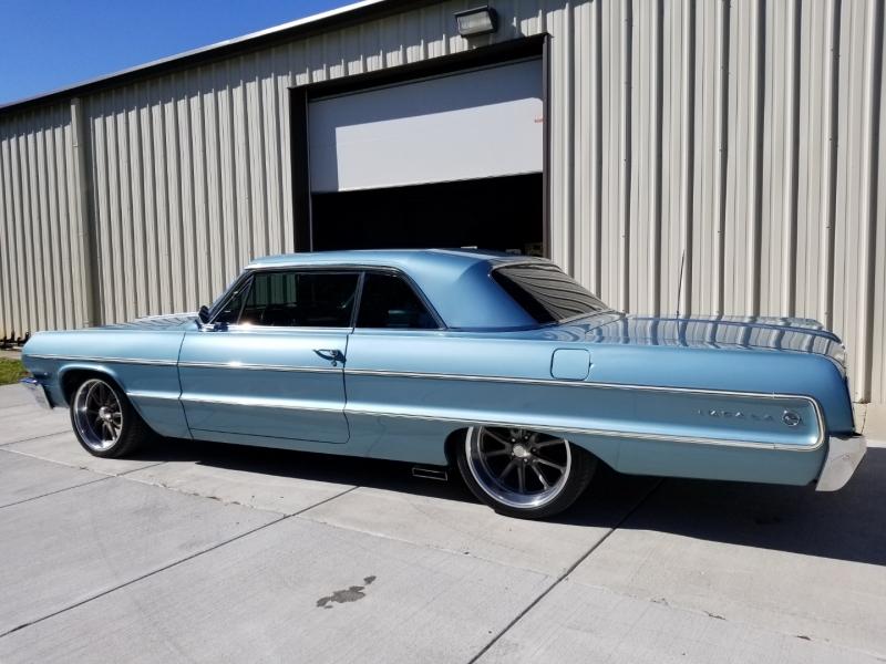 Chevrolet Impala 1964 price $48,480